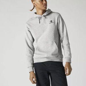 Converse StarChevron Embroidered Pullover Hoodie M